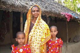 SOS Family Strengthening Programme in Rajshahi - photo: SOS Archives