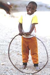 Peace for the children of Somalia! - Photo: K. Snozzi