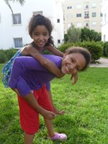 In the care of SOS Children's Villages, brothers and sisters grow up together in a loving home (photo: SOS archives).