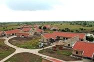 View of SOS Children's Village Khajuri Kalan - Photo: K. Snozzi