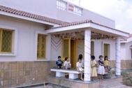 Family house in SOS Children's Village Bhuj - Photo: SOS Archives