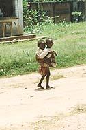 In the streets of Bukavu - Photo: C.N. Biyack