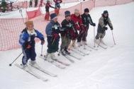 On a ski trip near Sarajevo - Photo: S. Baljo