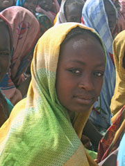 Thousands of children in Darfur are traumatized and in urgent need of help - Photo: Y. van den Broek