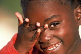 A new life in SOS Children's Village Lubango - photo: T. Figueira